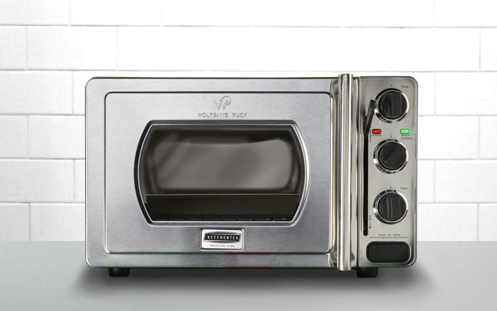 A Toaster Oven