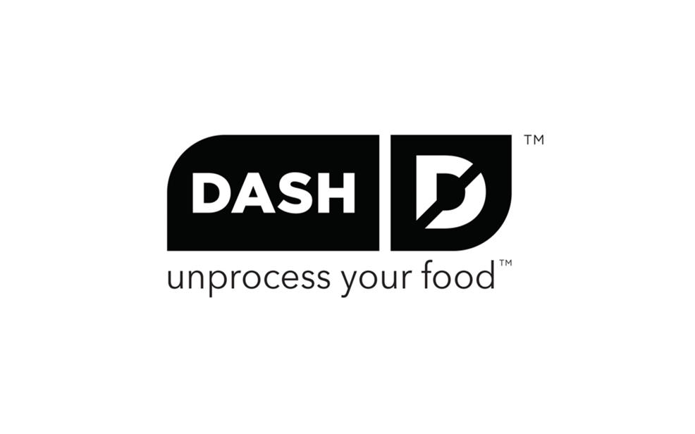 Dash. Unprocess your food