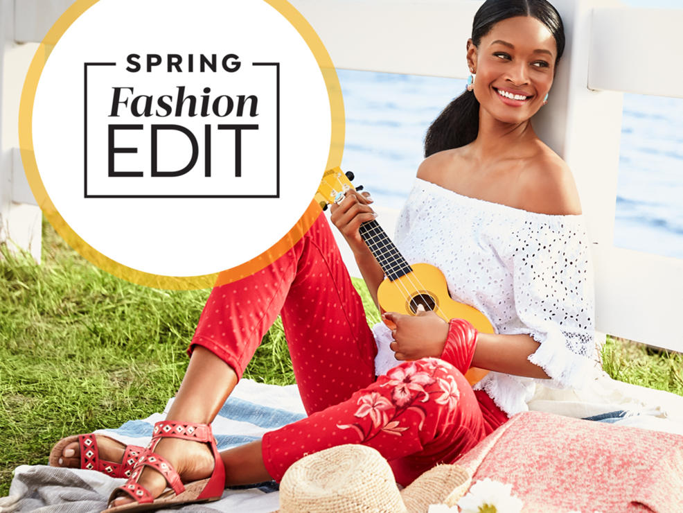 Spring Fashion Edit