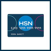 president's day hsn credit card offer