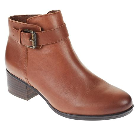 Naturalizer Dora Leather Ankle Bootie