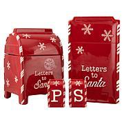 10 Strawberry Street Santa's Mail Set