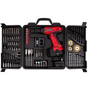 18-Volt Cordless Drill Set - 89-pieces
