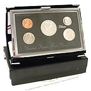 1994 Silver Premier United States Proof Set
