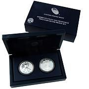 2012 S-Mint Proof and Reverse Proof Silver Eagles