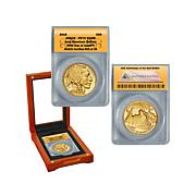 2016 PR70 ANACS FDOI LE of 24 $50 Gold Buffalo Coin