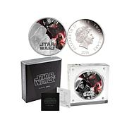 2016 Star Wars 1 oz. Silver $2 Proof Coin - Kylo Ren