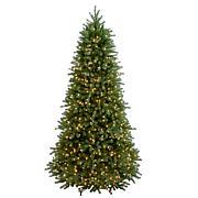 7-1/2' Jersey Fraser Slim Tree w/Lights