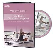 AeroPilates Total Body Tone and Lengthen Workout DVD