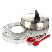 AirLight Grill Portable Charcoal Grill Accessory Set