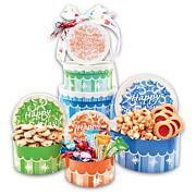 Alder Creek Gift Baskets - Happy Birthday Gift Tower