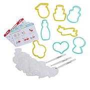 American Crafts Sweet Sugarbelle Life Event Cookie Cutters & Food Pens