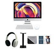 Apple iMac 2021 Intel Core i3 8GB RAM 256GB Desktop Bundle