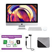 """Apple iMac 27"""" Desktop Bundle"""