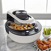 Aroma 4.7-Quart Turbo Air Fryer/Multicooker