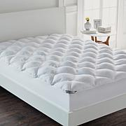 """""""As Is"""" Concierge Collection SuperLoft™ Mattress Pad - Diamond Quilted"""