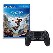 """Assassin's Creed"" Game for PS4 with Dualshock 4 Wireless Controller"