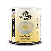 Augason Farms Corn Chowder Soup