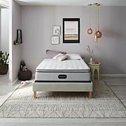 Beautyrest Plush Pillowtop Mattress Set