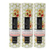 Beekman 1802 Apricot & Honey Tea Goat Milk Lip Balm Trio