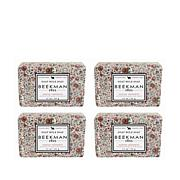 Beekman 1802 Honeyed Grapefruit Bar Soap 4-piece Set Auto-Ship®