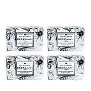 Beekman 1802 Ylang Ylang & Tuberose Goat Milk Bar Soap 4-piece Set