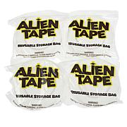 Bell + Howell Double-Sided Alien Mounting Tape 4-pack