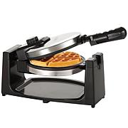 Bella Rotating Waffle Maker - Polished Stainless Steel