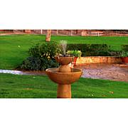 Belmont Garden Stella Cordless Water Fountain