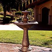 Belmont Lorraine Corded Fountain