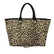 Betsey Johnson Mighty Jungle Large Tote