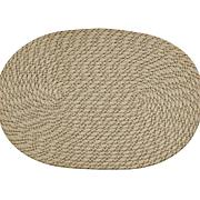 Better Trends Palm Spring Braided Rug