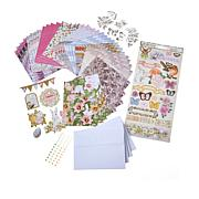 Bo Bunny Garden Grove Card Making Kit