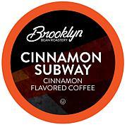 Brooklyn Beans Cinnamon Subway Coffee Pods