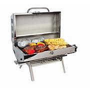 Camco Olympian 5500 Premium Stainless-Steel Portable RV Gas Grill