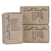 Carol's Daughter Almond Cookie Oatmeal Bar Soap Trio