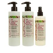 Carol's Daughter Cactus Rose 3-piece Water Volumizing Hair Care Set