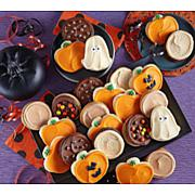 Cheryl's 24-piece Halloween Frosted Cookies