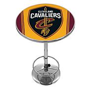 Cleveland Cavaliers NBA Chrome Pub Table