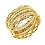Collections of Joya 6-piece Band Ring Set