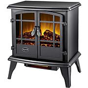 Comfort Glow Keystone Infrared Quartz Electric Stove