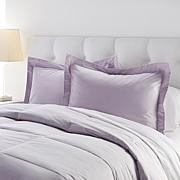 Concierge Collection 250TC 100% Cotton Shams 2-pack