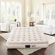 """Concierge Collection 9"""" Air Mattress with Built-In Pump"""