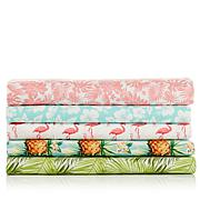 Concierge Collection Elements Printed 4-piece Sheet Set