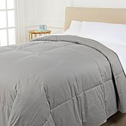 Concierge Collection Platinum 400TC Cotton Goose Down Comforter