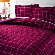 Concierge Collection Velvet Soft Comforter Set