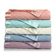 Concierge Lightweight Down Alt Blanket w/Satin Trim - K