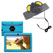 "Contixo 7"" Kids Tablet w/Case, Fleece Headphones and 16GB Storage"