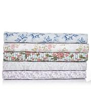 Cottage Collection 100% Cotton Prewashed 4-piece Sheet Set - Queen