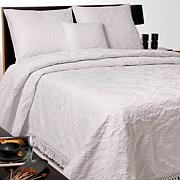 Cottage Collection Antique Medallion Bedspread - King